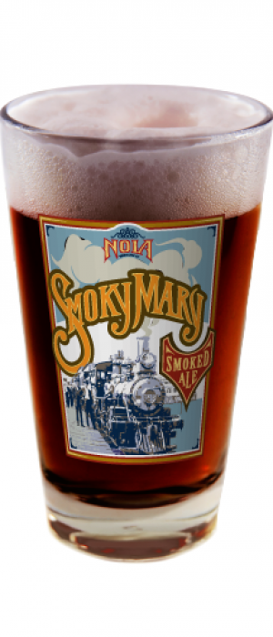 Smoky Mary by Nola Brewing Company in Louisiana, United States
