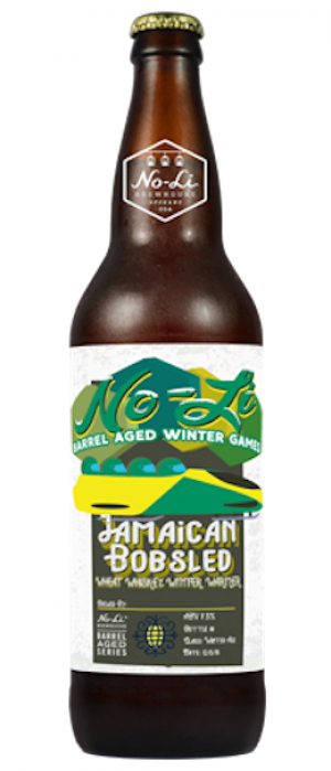 Jamaican Bobsled by No-Li Brewhouse in Washington, United States