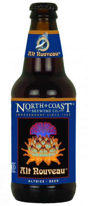 Alt Nouveau Altbier by North Coast Brewing Company in California, United States