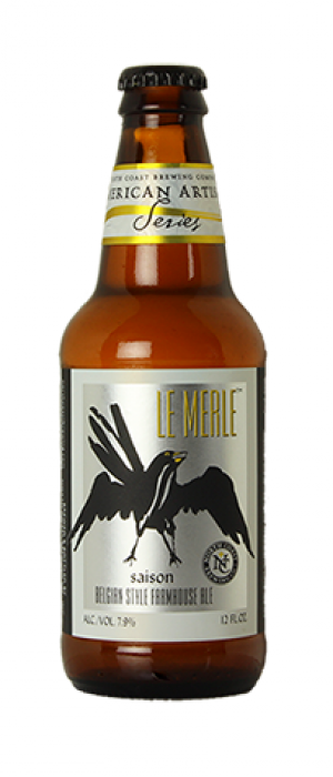 Le Merle by North Coast Brewing Company in California, United States