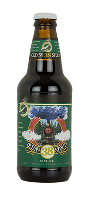 Old No.38 Stout by North Coast Brewing Company in California, United States