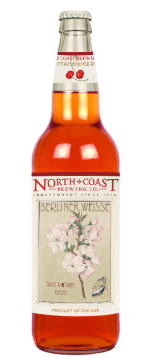 Tart Cherry by North Coast Brewing Company in California, United States