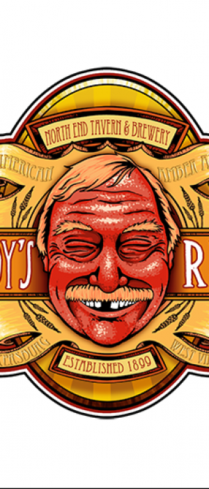 Roedy's Red by North End Tavern & Brewery in West Virginia, United States
