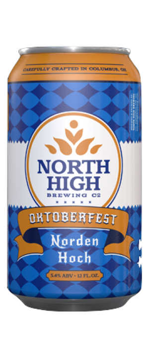 Oktoberfest by North High Brewing in Ohio, United States