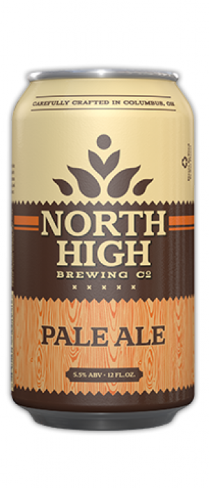 Pale Ale by North High Brewing in Ohio, United States