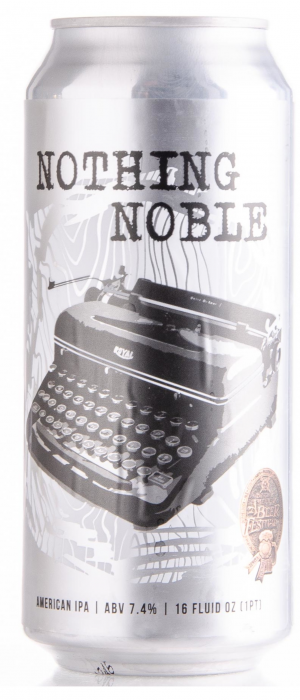 Nothing Noble by Von Ebert Brewing in Oregon, United States