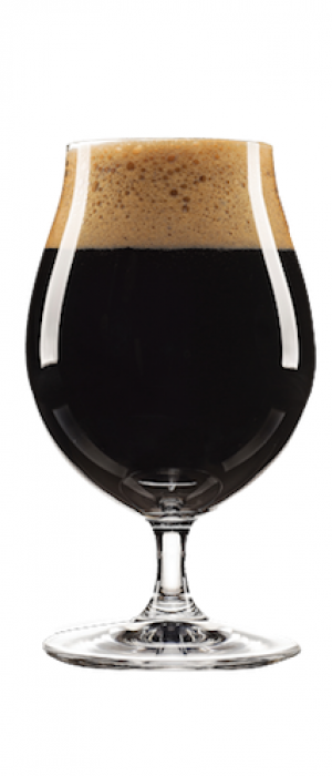 Oak-Age Imperial Stout by Last Best Brewing and Distilling in Alberta, Canada