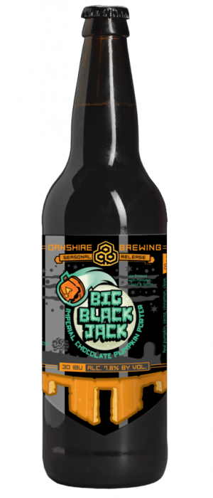 Big Black Jack by Oakshire Brewing in Oregon, United States