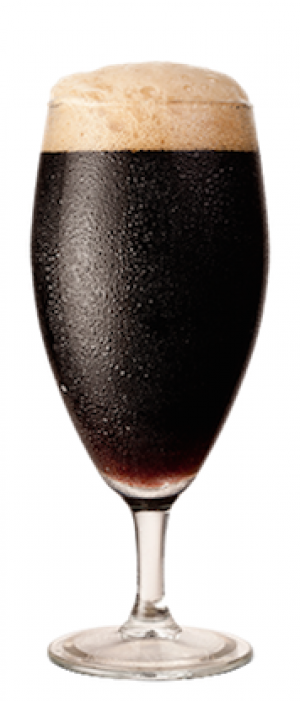 Oatmeal Vanilla Black Lager by Cowbell Brewing Company in Ontario, Canada