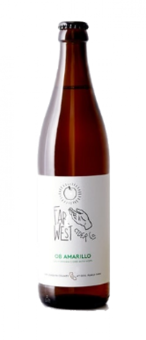 OB Amarillo by Far West Cider Co. in California, United States