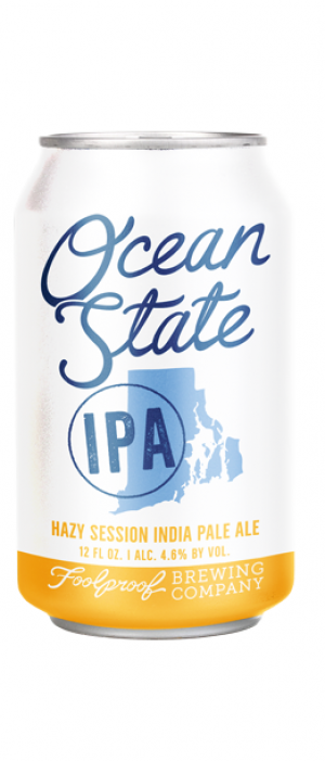 Ocean State IPA by Foolproof Brewing Company in Rhode Island, United States