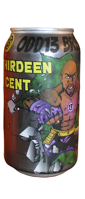 Thirdeen Cent by Odd13 Brewing in Colorado, United States
