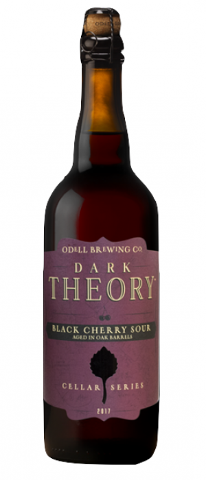 Dark Theory by Odell Brewing Company in Colorado, United States