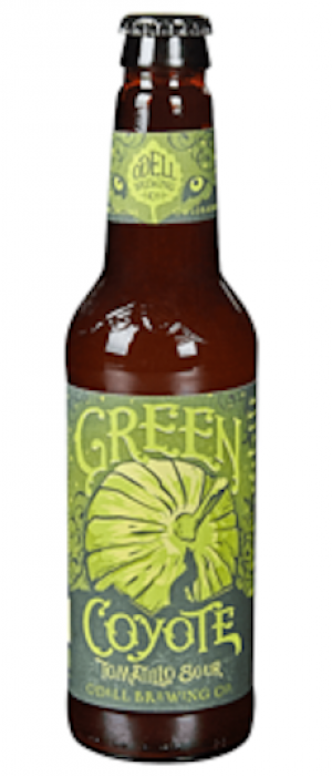 Green Coyote by Odell Brewing Company in Colorado, United States