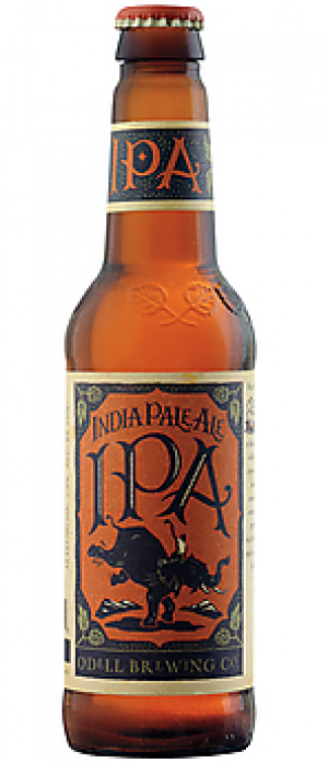 Odell IPA by Odell Brewing Company in Colorado, United States