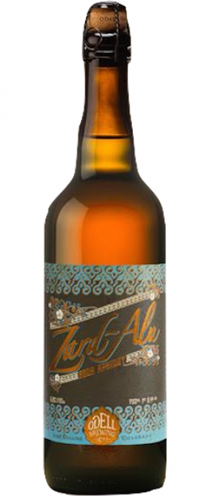 Zard-Alu by Odell Brewing Company in Colorado, United States