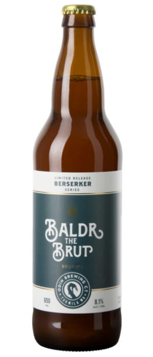 Baldr the Brut by Odin Brewing Company in Washington, United States