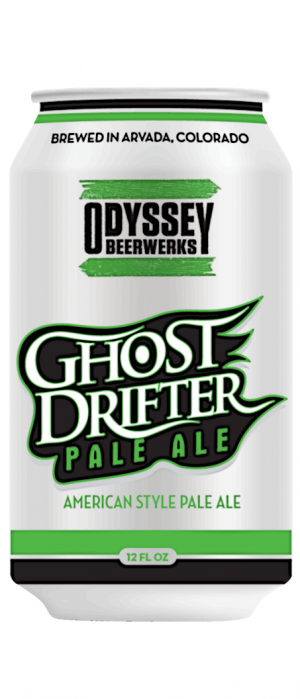 Ghost Drifter by Odyssey Beerwerks in Colorado, United States