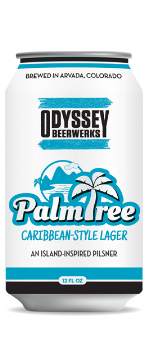 Palm Tree Caribbean Lager