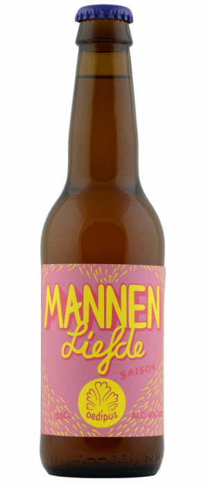 Mannenliefde by Oedipus Brewing in North Holland, Netherlands