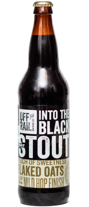 Into The Black Oatmeal Stout