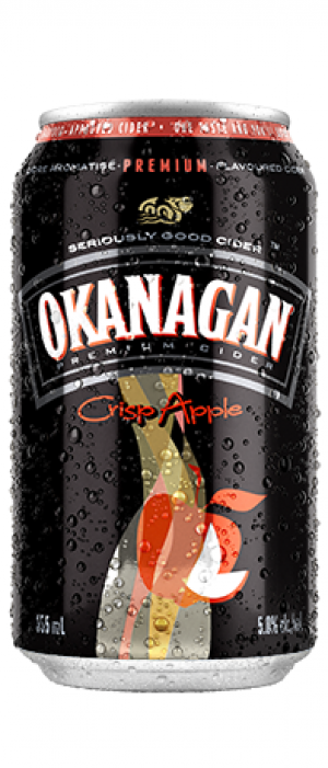 Crisp Apple by Okanagan Cider Co. in British Columbia, Canada