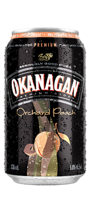 Orchard Peach by Okanagan Cider Co. in British Columbia, Canada
