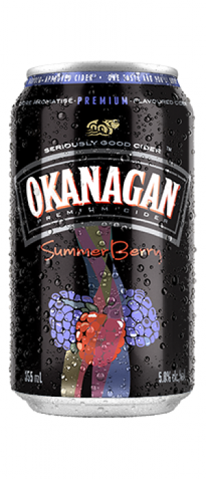 Summer Berry by Okanagan Cider Co. in British Columbia, Canada
