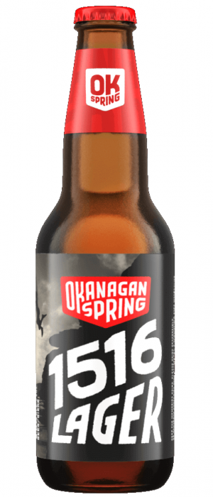 1516 by Okanagan Spring Brewery in British Columbia, Canada