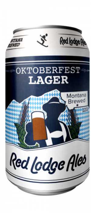 Oktoberfest Lager by Red Lodge Ales Brewing Company in Montana, United States