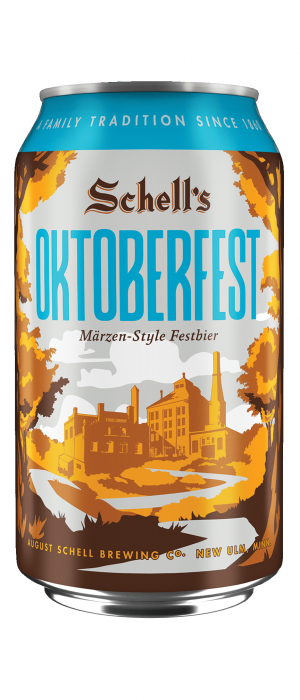 Oktoberfest by August Schell Brewing Company in Minnesota, United States