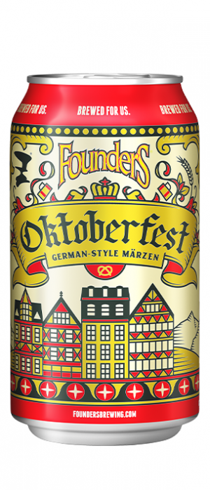 Oktoberfest by Founders Brewing Company in Michigan, United States