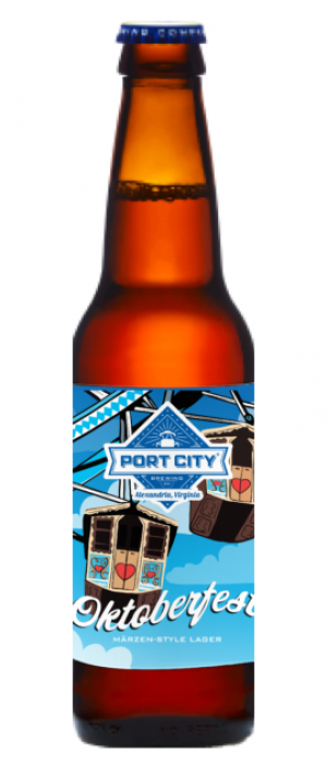 Oktoberfest by Port City Brewing Company in Virginia, United States