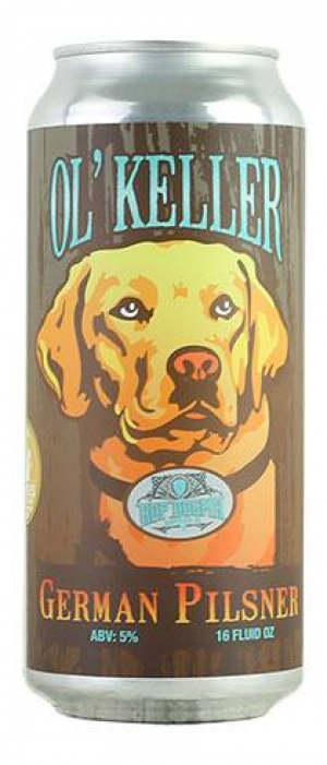 Ol' Keller Pilsner by Hop Dogma Brewing Company in California, United States