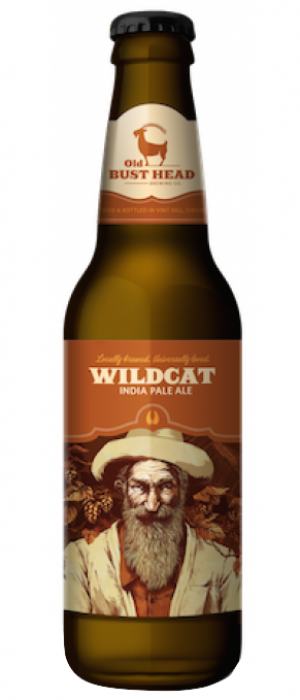 Wildcat by Old Bust Head Brewing Co. in Virginia, United States
