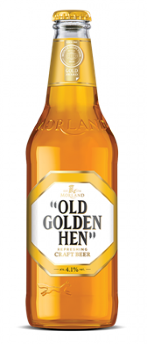 Old Golden Hen by Greene King Brewery in Suffolk - England, United Kingdom
