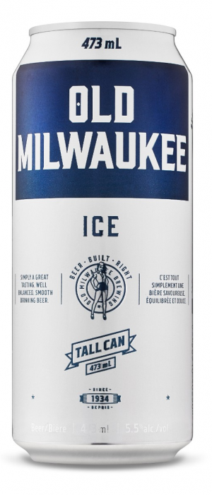 Old Milwaukee Ice by Old Milwaukee in Texas, United States