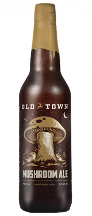 Mushroom Ale by Old Town Brewing in Oregon, United States
