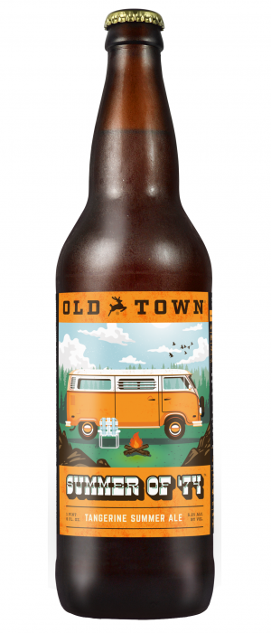 Summer of 74' by Old Town Brewing in Oregon, United States