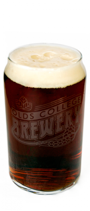 Aggie Ale by Olds College Brewery in Alberta, Canada