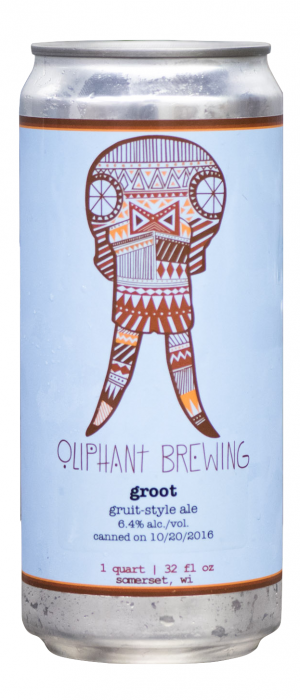Groot by Oliphant Brewing in Wisconsin, United States