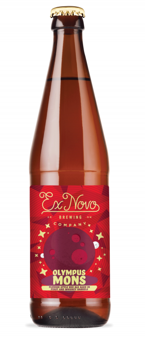 Olympus Mons by Ex Novo Brewing Company in Oregon, United States