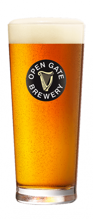 Open Gate Brewery Citra IPA by Guinness in Leinster, Ireland