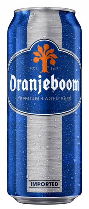Oranjeboom Premium Lager by Oranjeboom in South Holland, Netherlands