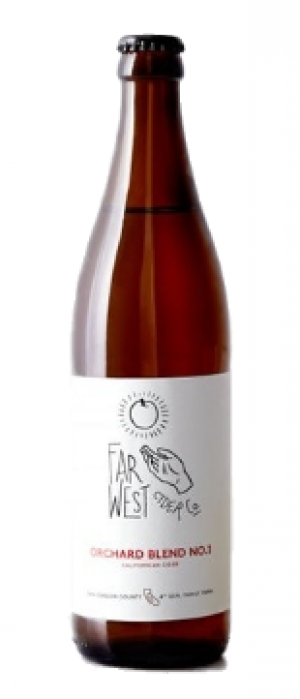 Orchard Blend No. 1 by Far West Cider Co. in California, United States