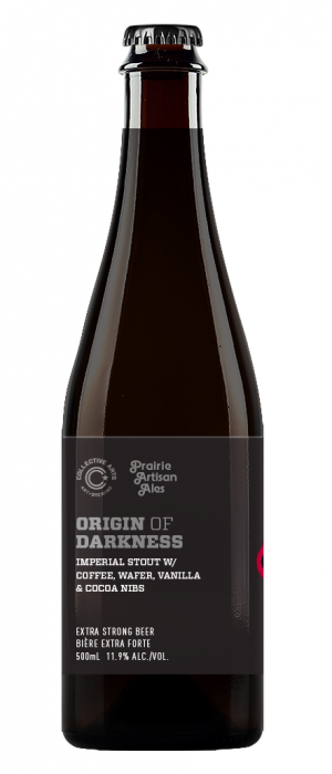 Origins of Darkness - Prairie Collab by Collective Arts Brewing in Ontario, Canada
