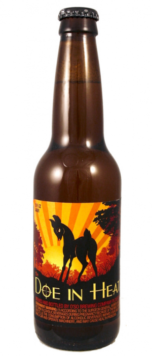 Doe in Heat by O'so Brewing Company in Wisconsin, United States