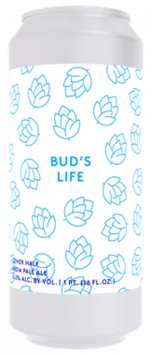 Bud's Life by Other Half Brewing Company in New York, United States