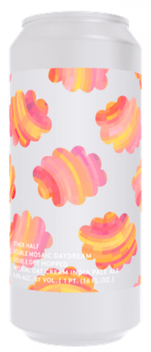 DDH Double Mosaic Daydream by Other Half Brewing Company in New York, United States