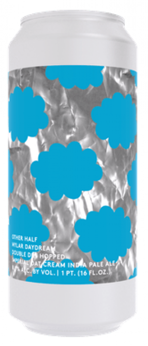 DDH Myler Daydream by Other Half Brewing Company in New York, United States